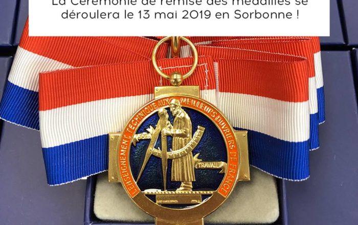 Remise des médailles MOF2019 - Mad Verrerie D'Art | Frédéric Demoisson