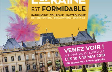 La Lorraine est formidable - Mad Verrerie D'Art | Frédéric Demoisson