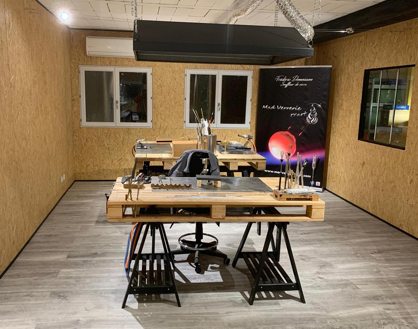 Atelier Mad Verrerie D'Art